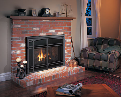 Gas inserts red hot hearth home for Denatured alcohol for fireplace
